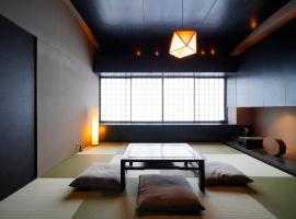 32paradox, hotel near Ansei Earthquake Tsunami Monument, Osaka