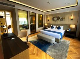 Ocean Delight Boutique Hotel 海悦精品酒店, hotel in Sihanoukville