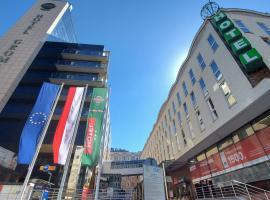 PURO Warszawa Centrum, hotel en Varsovia