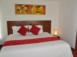Apartasuites Plaza Modelia, hotel near El Dorado International Airport - BOG,