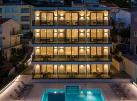 Fontevita Apartments, hotel in Baška Voda