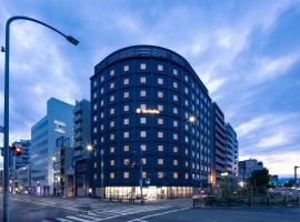 The OneFive Kyoto Shijo, luxury hotel in Kyoto