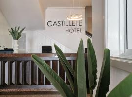 Hotel Castillete, hotell i Santa Cruz de la Palma