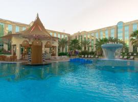 Millennium Dubai Airport Hotel, hotel in Dubai
