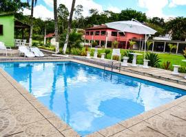 OYO Vale Verde Penedo Hotel, hotel near Serrinha do Alambari Environmental Protection Area, Penedo