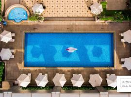 Hotel Nikko Saigon, отель в Хошимине