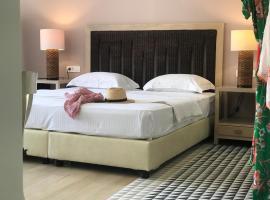 Vranas Ambiance Hotel, hotel in Chania