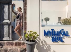 Mythical Blue Luxury Suites, hotel sa Fira