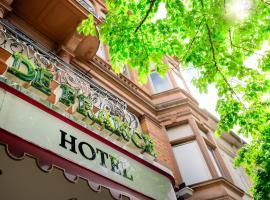 Hotel de France, hotel in Wiesbaden