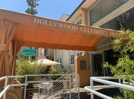 Hollywood Celebrity Hotel, hotel perto de Universal Studios Hollywood, Los Angeles