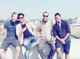 The Hangout Hostel Agra, homestay in Agra