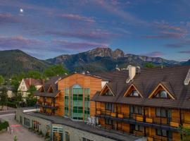 Hotel Wersal, hotel near Kasprowy Wierch Mountain, Zakopane