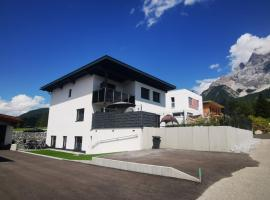 Appartement Lifestyle, pet-friendly hotel in Ehrwald