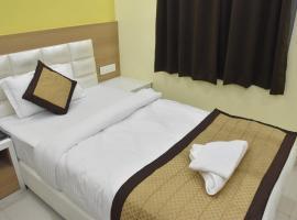 HOTEL ADITYA INTERNATIONAL, hotel in Motīhāri