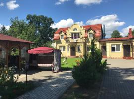 Апартаменты Уютный двор Калининград