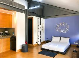 T Loft Bright Loft Apartment