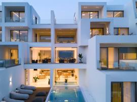 Infinity View Hotel Tinos, hotel in Tinos