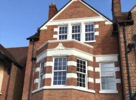 Iffley Town House, hotel near Greyfriars, Oxford