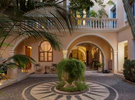 Casa Delfino Hotel & Spa, hotel in Chania Town