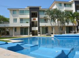 Zenharmony Suites, hôtel à Puerto Vallarta
