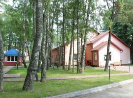 Lesnoye Holiday Park, beach hotel in Lesnoy