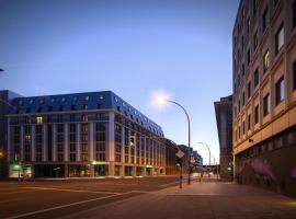 Holiday Inn Express - Berlin - Alexanderplatz, отель в Берлине, рядом находится Площадь Александерплац