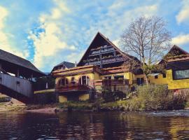 Das Waldhaus, hotel a Forbach