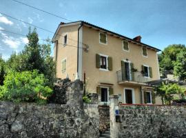 Apartment with soul, room in Mošćenička Draga