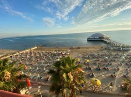 Sea View Apartments ELDO, vacation home in Durrës