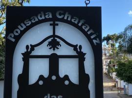 Pousada Chafariz das 4 Estações, hotel in Tiradentes