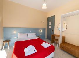 Pansion Margarita, hotel in Agios Nikitas