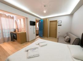 Hotel Parthenon Rodos city, hotel in Rhodes Town