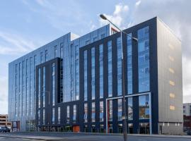 U-Stay Fabricworks boutique rooms and en-suite studios, apartment in Liverpool