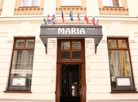 Hotel Maria, family hotel in Ostrava