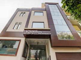 Hotel Rhythm Residency, hotel near Mankameshwar Temple, Agra