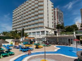 Medplaya Hotel Regente, hotel económico en Benidorm