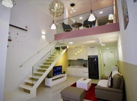 MLH Designer Duplex Suite @ EkoCheras, holiday rental in Kuala Lumpur