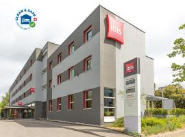 ibis Genève Aéroport, hotel en Ginebra