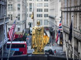 The Savoy, pet-friendly hotel in London