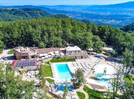 Camping Orlando in Chianti Glamping Resort, campingplads i Cavriglia