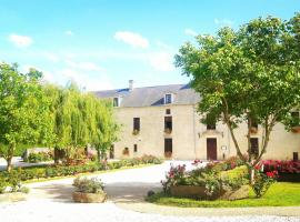 Le Manoir De Mathan, hotel in Crépon