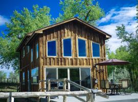 Rustic Hideaway, self catering accommodation in Cortez