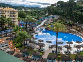 Hotel Rosamar Garden Resort 4*, hotel en Lloret de Mar