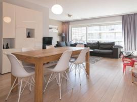 Appartement Nieuwpoort-Bad met garage, self catering accommodation in Nieuwpoort