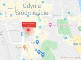 Mieszkanie - Armii Krajowej 32 – hotel w mieście Gdynia