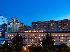 Гостиница Аркадия, отель в Одессе