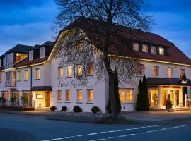 Hotel Heide Residenz, Hotel in der Nähe vom Flughafen Paderborn-Lippstadt - PAD, Paderborn