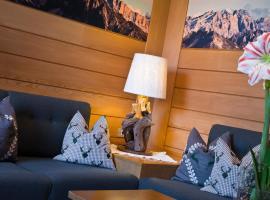 Geniesserhotel Messnerwirt Olang, hotel in Valdaora