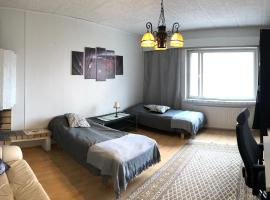 Tuhkunen Downtown Apartment