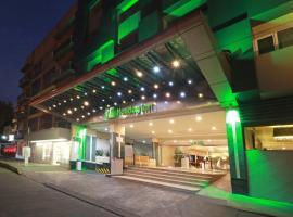 Holiday Inn Mexico City - Trade Center, hotel near National Cinematheque, Mexico City